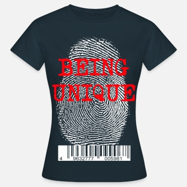 finger print - Women's T-Shirt