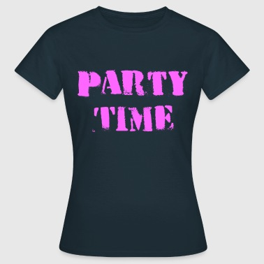 Party Time magenta - Women's T-Shirt