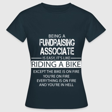 Fundraising Associate - Women's T-Shirt