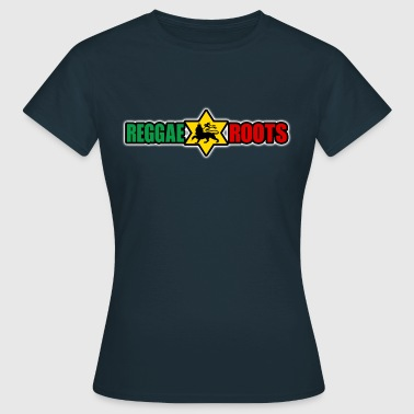 reggae roots - Women's T-Shirt