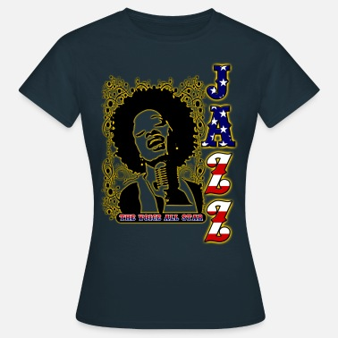 All-stars the voice all star jazz - Women's T-Shirt