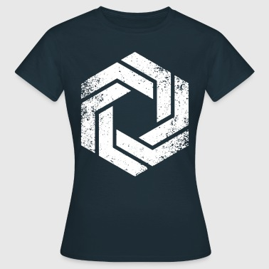 Hexagon HEXAGON #7W - Frauen T-Shirt