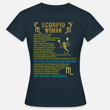 Scorpio Scorpio Woman - Women's T-Shirt