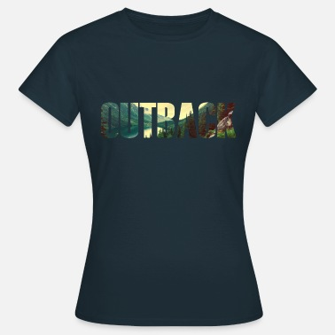 Outback Outback - Frauen T-Shirt