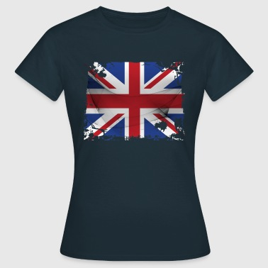 Great Britain Flag - Women's T-Shirt