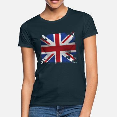 Britain Great Britain Flag - Women's T-Shirt