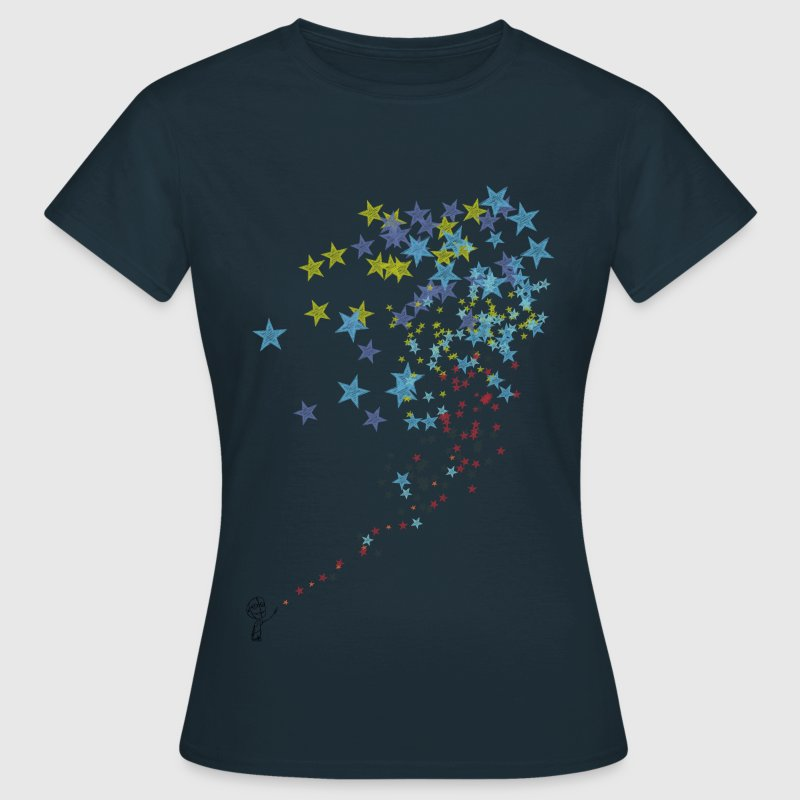 Starman - Frauen T-Shirt