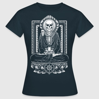 Buddha and Mucalinda - Frauen T-Shirt