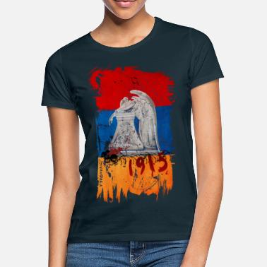 1915 1915 Never Forget (women) - Frauen T-Shirt
