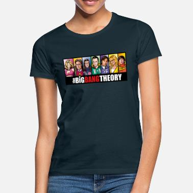 Film Und Tv The Big Bang Theory Comic Teenager T-Shirt - Frauen T-Shirt