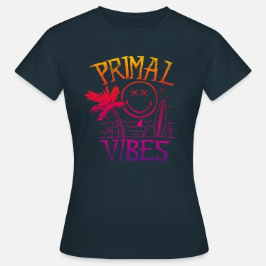Estate SmileyWorld 'Primal Vibes' women t-shirt - Maglietta da donna