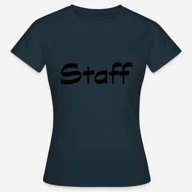 Staff Bull Staff - Women's T-Shirt