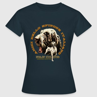 spinone italiano fan club - Women's T-Shirt