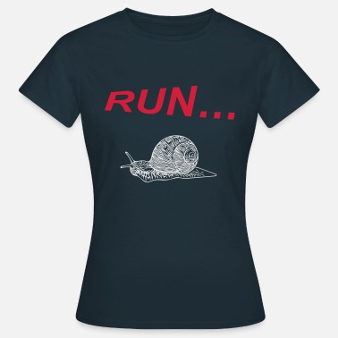 Runen RUN - Frauen T-Shirt