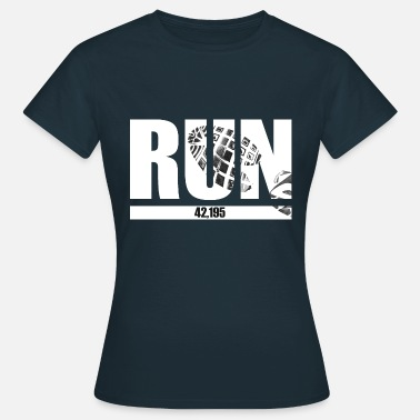 Cool Runnings Cooles Running Design - Frauen T-Shirt