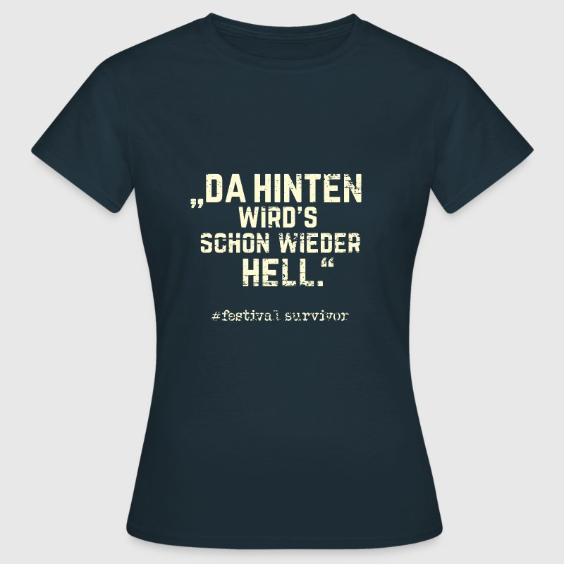 Festival Shirts - Frauen T-Shirt