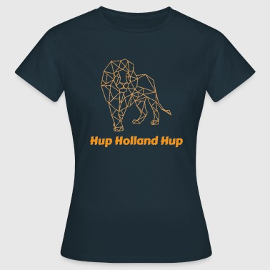 Dutch Football Hup Holland Geo Loewe - Women's T-Shirt