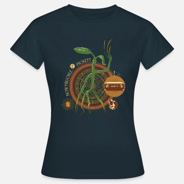 Phantastische Tierwesen Bowtruckle Pickett - Frauen T-Shirt