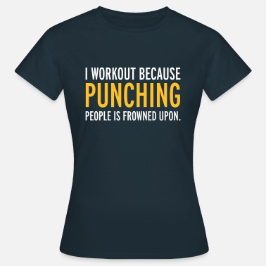 Workout - Women's T-Shirt