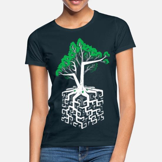 Cube Root Women's T-Shirt | Spreadshirt