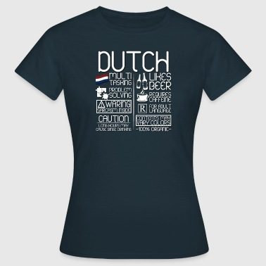 Trait Dutch Traits - Women's T-Shirt