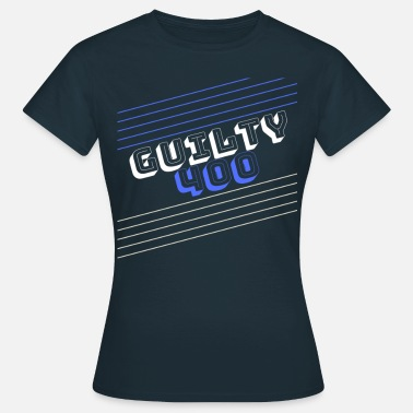 Guilty Culpable 400 T-shirt - Camiseta mujer