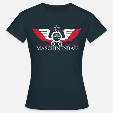 M-Techniker Damen - Frauen T-Shirt