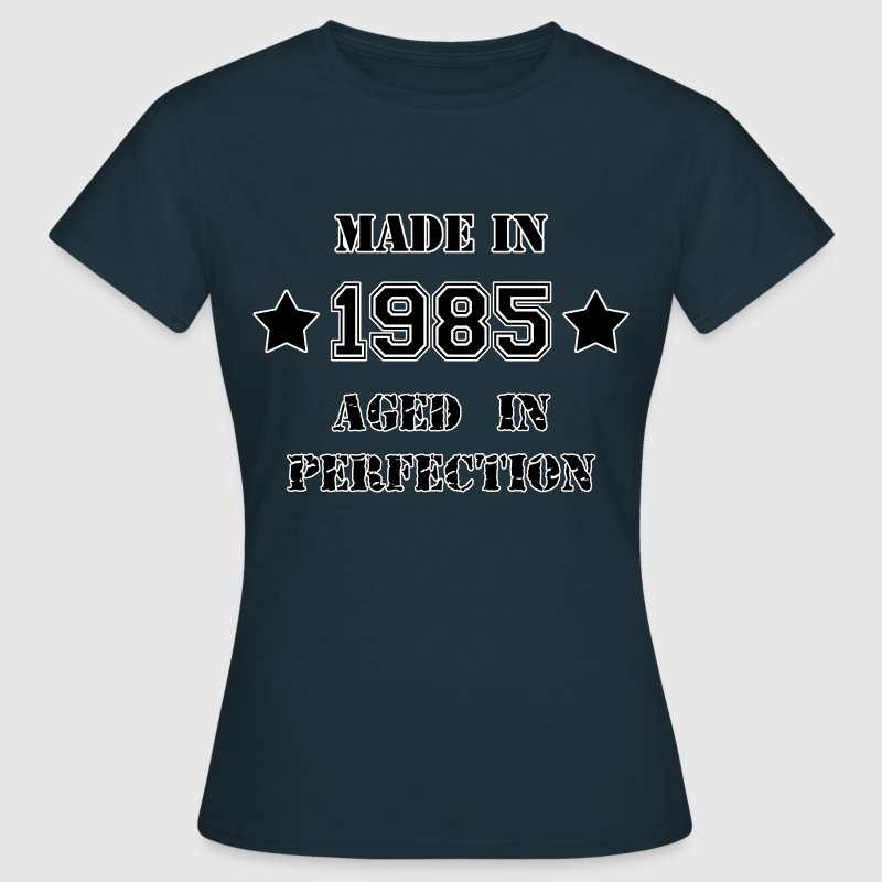 Made in 1985 - Camiseta mujer