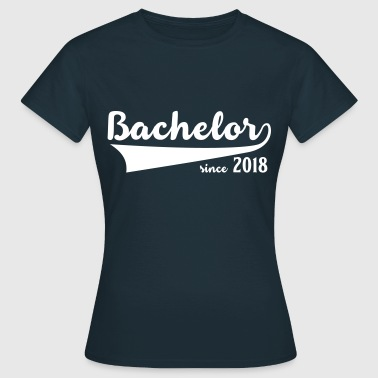 Bachelor - since 2018 - Frauen T-Shirt