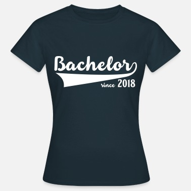 Bachelor 2018 Bachelor - since 2018 - Frauen T-Shirt
