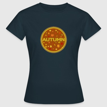 Autumn Colours Autumn - Women's T-Shirt