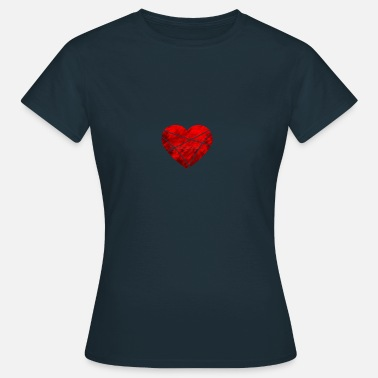 Heart Beating Beating heart - Women's T-Shirt