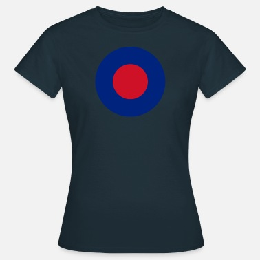 Royale Air Force COCARDE ANGLETERRE - T-shirt Femme