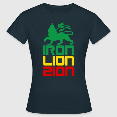 iron lion zion - Women's T-Shirt