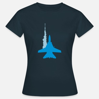 F-14 F-14 Tomcat Missile Launch - Women's T-Shirt