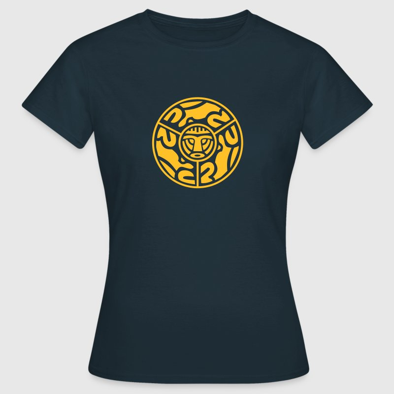 Anglo Saxon Circle 1 - Women's T-Shirt