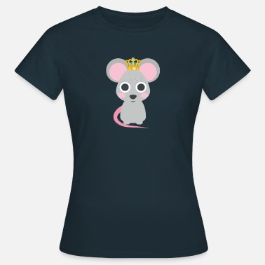 Lille Mus Lille mus - Dame-T-shirt