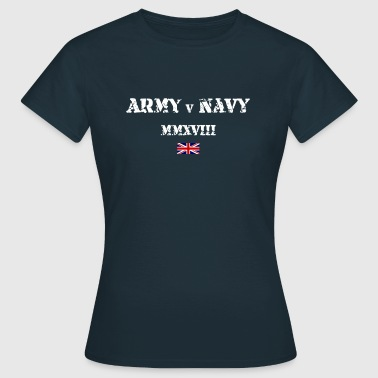 Army v Navy - Women's T-Shirt