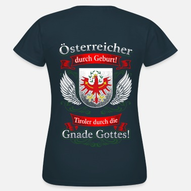 Madl TIROLER - Frauen T-Shirt
