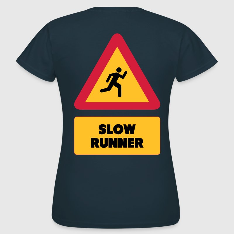 Slow Runner - Women's T-Shirt