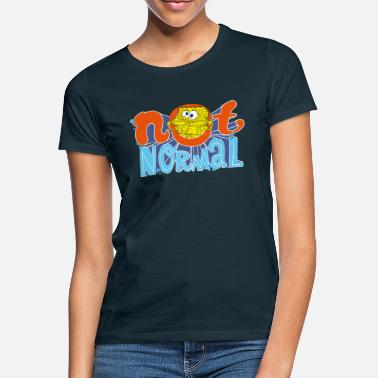 Teenagers' Premium Shirt SpongeBob 'Not Normal' - T-shirt dam