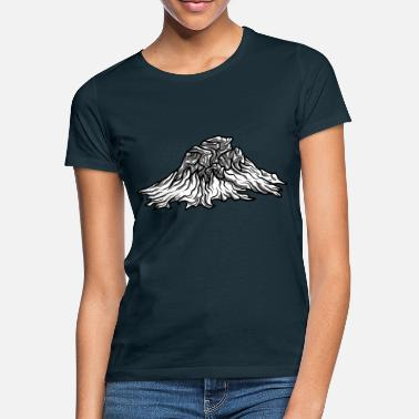 Ore Mountains Iron ore raw material - Women's T-Shirt