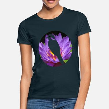 Flowercontest Bird Flowercontest - Vrouwen T-shirt