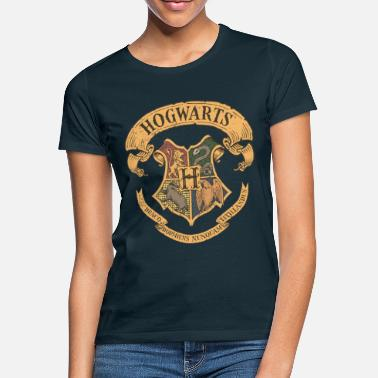 Officialbrands Harry Potter Hogwarts Wappen - Frauen T-Shirt