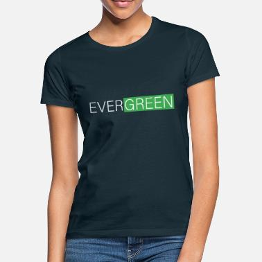 Evergreen EVERGREEN - T-shirt dame