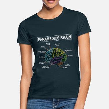Paramedic Paramedics thoughts - Women's T-Shirt