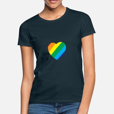 Couple Couple Shirt Partner Shirt LGBT Gay Lesbians - Women's T-Shirt