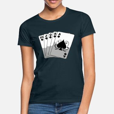 Royal Flush Royal Flush - Frauen T-Shirt