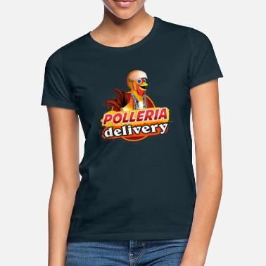 Delivery chicken delivery - Women's T-Shirt