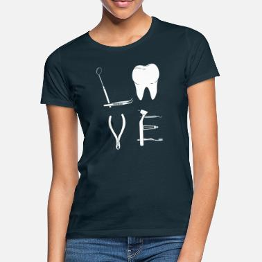 Tooth Tooth Dentist Dentist Dental Assistant Doctor - Women's T-Shirt